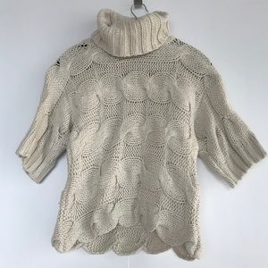 FRENCH CONNECTION TURTLENECK SWEATER